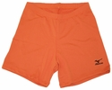 Mizuno Orange Vortex Volleyball Spandex
