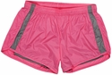 Pink & Grey Endurance Short w/ Compression Liner