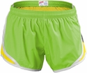 Soffe's Lime Green & Neon Yellow Track Shorts