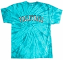Sport Printed Tie-Dye Shirt in 22 Sports and 15 Colors