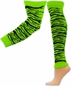 Zebra / Tiger Stripe Leg / Arm Warmers � in 3 Colors & 2 Sizes