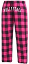 Flannel Tie-Cord Pants - Choice of 22 Sport Imprints on Rear - in 40 Plaid COLORS
