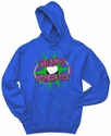 Just Spike It! Volleyball Hoodie - in 20 Colors