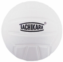 "Tachikara Mini 4"" White Rubber Volleyballs"