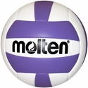 Molten Purple & White Mini Volleyball
