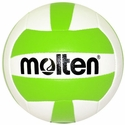 Molten Lime Green & White Mini Volleyball