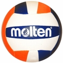 Molten Navy & Orange Mini Volleyball
