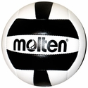 Molten Black & White Mini Volleyball