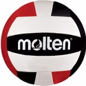Molten Black & Red Mini Volleyball