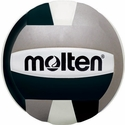 Molten Black & Silver Mini Volleyball