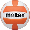 Molten Orange & White Mini Volleyball