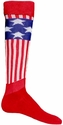 American Flag Liberty Knee-High  Socks