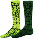Green Gator Knee-High Socks � in 2 Colors