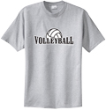 Short Sleeve VOLLEYBALL T-Shirts