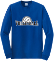 Long Sleeve VOLLEYBALL Shirts