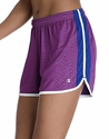 Purple & Blue Champion Authentic Women's Flex Shorts