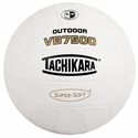 Tachikara White VB7500 Outdoor Volleyball