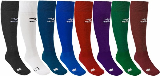 Mizuno G2 Performance Socks - in 8 Team Colors