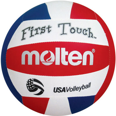 Molten First Touch V70 Youth Volleyball