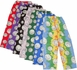 Volleyball Print Fleece Lounge Pants - Choice of 7 Color Patterns