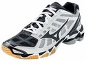 Mizuno Wave Lightning RX2 Womens White & Black Volleyball Shoe