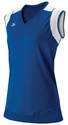 Mizuno Women's Huntington Sleeveless Volleyball Jersey - in 7 Colors
