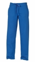 Blue Ladies Fleece Sport Pants - Choice of 22 Sports on Leg or Rear