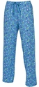 Colorful Star Print Flannel Pants - Choice of 22 Sport Imprints - Leg or Rear