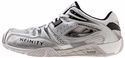 Nfinity BioniQ 2.0 Women's Silver & Black Volleyball Shoes