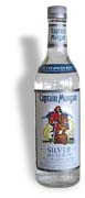 Captain Morgan Rum Silver  1.0L
