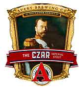 Avery Brewing Company The Czar Imperial Stout 22oz