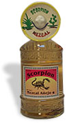 Scorpion Mezcal 3 year old Anejo