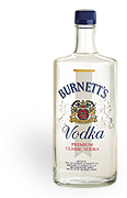 Burnetts Vodka 1.0L