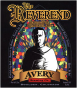 Avery Brewing Company The Reverend 22oz