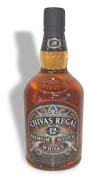 Chivas Regal Scotch 12 Year  1.0L