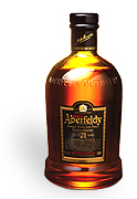 Aberfeldy Single Malt Scotch Whisky 21 Year Old