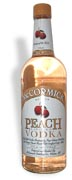 McCormick Peach Vodka
