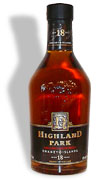 Highland Park Single Malt Scotch 18 year