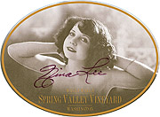 Spring Valley Vineyards Nina Lee Syrah