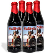Skull Splitter Orkney Island Strong Ale 4-pack 330ml. Bottles