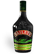 Baileys Irish Cream Mint Chocolate Flavor