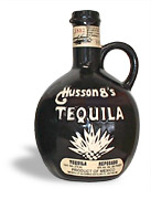 Hussongs Tequila Resposado Black Jug