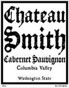Chateau Smith Cabernet Sauvignon 2013