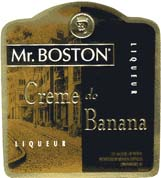 Mr. Boston Cr�me de Banana 1.0L