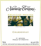 Navarro Correas Chardonnay Coleccion Privada