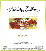 Navarro Correas Merlot Coleccion Privada