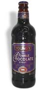 Youngs Double Chocolate Stout 500ml.