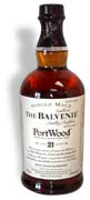 Balvenie Single Malt Scotch 21 Year