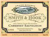 Smith & Hook Cabernet Sauvignon 2014