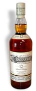 Cragganmore Single Malt Scotch 12 Year Old